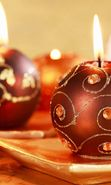 Download free mobile wallpaper 19404: Background, New Year, Holidays, Christmas, Xmas, Candles for phone or tab. Download images, backgrounds and wallpapers for mobile phone for free.