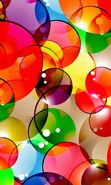 Download free mobile wallpaper 20766: Background, Bubbles for phone or tab. Download images, backgrounds and wallpapers for mobile phone for free.
