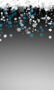 Download free mobile wallpaper 8089: Winter, Backgrounds, Snowflakes for phone or tab. Download images, backgrounds and wallpapers for mobile phone for free.