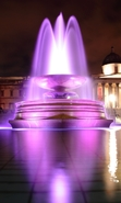 Download free mobile wallpaper 42223: Fountain,Landscape for phone or tab. Download images, backgrounds and wallpapers for mobile phone for free.