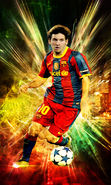 Download free mobile wallpaper 18332: Football, Lionel Andres Messi, People, Men, Sports for phone or tab. Download images, backgrounds and wallpapers for mobile phone for free.