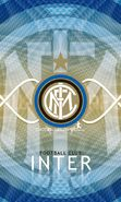 Download free mobile wallpaper 10827: Sport, Logos, Football, Inter for phone or tab. Download images, backgrounds and wallpapers for mobile phone for free.