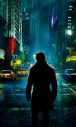 Download free mobile wallpaper 5729: Cinema, Landscape, Cities, Night, Watchmen for phone or tab. Download images, backgrounds and wallpapers for mobile phone for free.