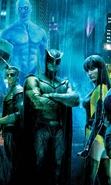 Download free mobile wallpaper 29632: Watchmen,Cinema for phone or tab. Download images, backgrounds and wallpapers for mobile phone for free.