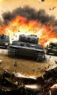 Download free mobile wallpaper 37859: Games,World of Tanks for phone or tab. Download images, backgrounds and wallpapers for mobile phone for free.