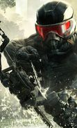 Download free mobile wallpaper 18009: Games, Crysis for phone or tab. Download images, backgrounds and wallpapers for mobile phone for free.