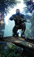 Download free mobile wallpaper 37578: Games,Crysis for phone or tab. Download images, backgrounds and wallpapers for mobile phone for free.