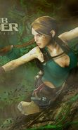 Download free mobile wallpaper 10282: Games, Lara Croft: Tomb Raider for phone or tab. Download images, backgrounds and wallpapers for mobile phone for free.
