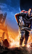 Download free mobile wallpaper 15167: Games, People, Mass Effect, Men for phone or tab. Download images, backgrounds and wallpapers for mobile phone for free.
