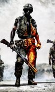 Download free mobile wallpaper 22540: Games, Men, Soldiers for phone or tab. Download images, backgrounds and wallpapers for mobile phone for free.