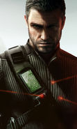 Download free mobile wallpaper 10372: Games, Splinter Cell: Conviction, Men for phone or tab. Download images, backgrounds and wallpapers for mobile phone for free.