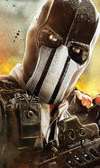 Download free mobile wallpaper 22815: Games, Army of Two for phone or tab. Download images, backgrounds and wallpapers for mobile phone for free.