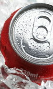 Download free mobile wallpaper 15402: Drops, Coca-cola, Drinks, Objects for phone or tab. Download images, backgrounds and wallpapers for mobile phone for free.