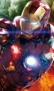 Download free mobile wallpaper Cinema,People,Iron Man.
