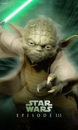 Download free mobile wallpaper 10953: Cinema, Star wars, Master Yoda for phone or tab. Download images, backgrounds and wallpapers for mobile phone for free.