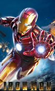 Download free mobile wallpaper 10634: Cinema, Iron Man for phone or tab. Download images, backgrounds and wallpapers for mobile phone for free.