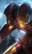 Download free mobile wallpaper 13873: Cinema, Iron Man for phone or tab. Download images, backgrounds and wallpapers for mobile phone for free.