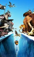 Download free mobile wallpaper 20639: Ice Age, Cartoon for phone or tab. Download images, backgrounds and wallpapers for mobile phone for free.