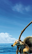 Download free mobile wallpaper 30143: Ice Age,Cartoon for phone or tab. Download images, backgrounds and wallpapers for mobile phone for free.