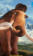 Download free mobile wallpaper 4839: Cartoon, Ice Age for phone or tab. Download images, backgrounds and wallpapers for mobile phone for free.