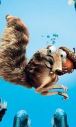 Download free mobile wallpaper 15197: Ice Age, Cartoon, Scrat for phone or tab. Download images, backgrounds and wallpapers for mobile phone for free.