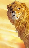 Download free mobile wallpaper 32578: Lions,Animals for phone or tab. Download images, backgrounds and wallpapers for mobile phone for free.