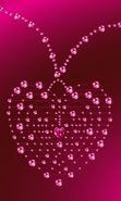 Download free mobile wallpaper 2453: Hearts, Decorations, Objects, Love, Valentine's day for phone or tab. Download images, backgrounds and wallpapers for mobile phone for free.