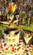 Download free mobile wallpaper 20344: Madagascar, Cartoon for phone or tab. Download images, backgrounds and wallpapers for mobile phone for free.