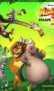 Download free mobile wallpaper 1155: Cartoon, Madagascar, Escape Africa for phone or tab. Download images, backgrounds and wallpapers for mobile phone for free.