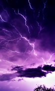 Download free mobile wallpaper 42335: Lightning,Sky,Landscape for phone or tab. Download images, backgrounds and wallpapers for mobile phone for free.