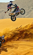 Download free mobile wallpaper 38058: Motocross,Sports for phone or tab. Download images, backgrounds and wallpapers for mobile phone for free.