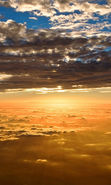 Download free mobile wallpaper 11389: Landscape, Sky, Sun, Clouds for phone or tab. Download images, backgrounds and wallpapers for mobile phone for free.