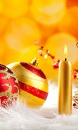 Download free mobile wallpaper 28282: New Year, Holidays, Christmas, Xmas, Candles for phone or tab. Download images, backgrounds and wallpapers for mobile phone for free.