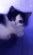 Download free mobile wallpaper 48044: Cats,Pictures,Animals for phone or tab. Download images, backgrounds and wallpapers for mobile phone for free.