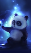 Download free mobile wallpaper 38685: Pandas,Pictures,Animals for phone or tab. Download images, backgrounds and wallpapers for mobile phone for free.