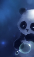 Download free mobile wallpaper 41806: Pandas,Pictures,Animals for phone or tab. Download images, backgrounds and wallpapers for mobile phone for free.