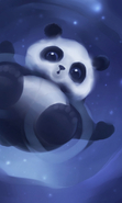 Download free mobile wallpaper 46909: Pandas,Pictures,Animals for phone or tab. Download images, backgrounds and wallpapers for mobile phone for free.