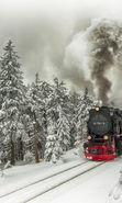 Download free mobile wallpaper 21903: Landscape, Trains, Snow, Transport, Winter for phone or tab. Download images, backgrounds and wallpapers for mobile phone for free.