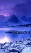 Download free mobile wallpaper Landscape,Nature,Snow,Winter.