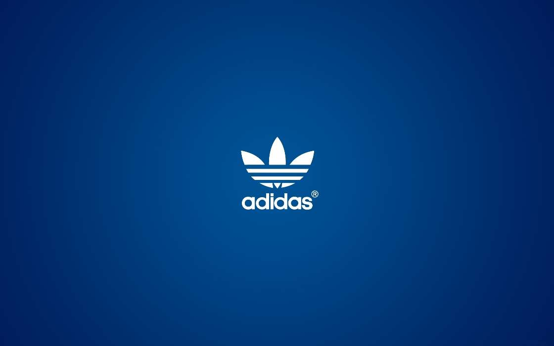 Download mobile wallpaper Brands, Background, Adidas for free.