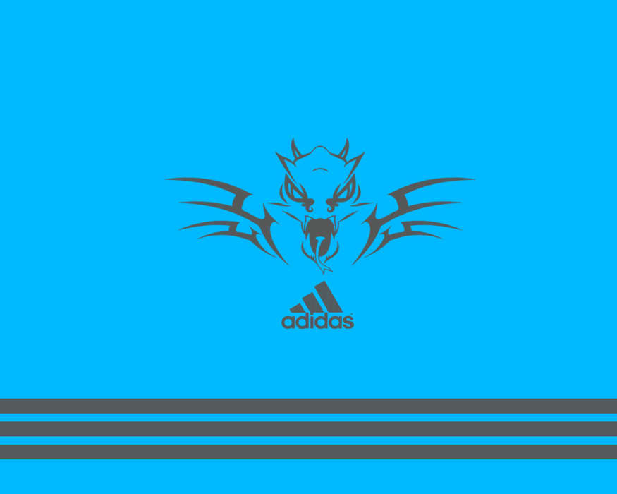 Download mobile wallpaper Brands, Background, Logos, Adidas for free.