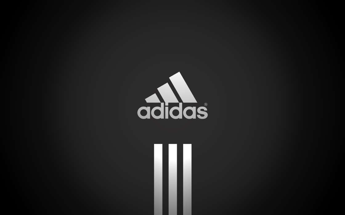 Download mobile wallpaper Sports, Background, Logos, Adidas for free.
