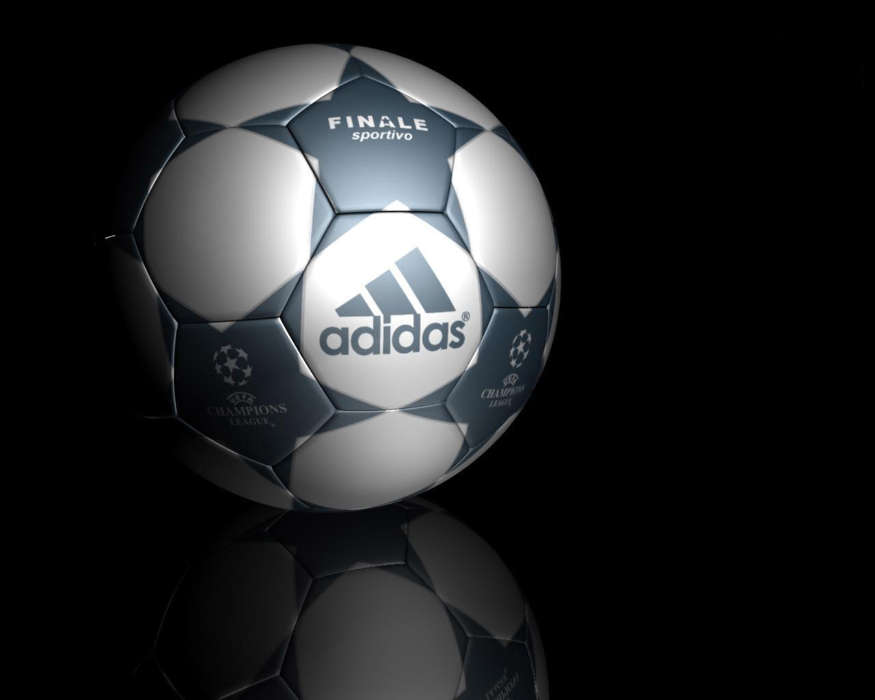 Download mobile wallpaper Sports, Football, Adidas for free.