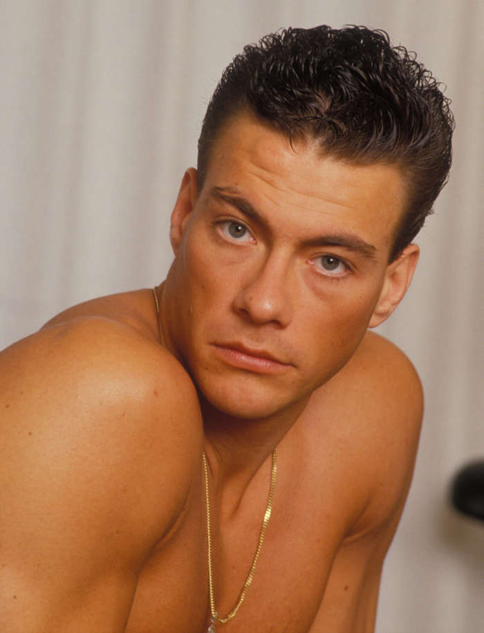 Download mobile wallpaper Cinema, People, Actors, Men, Jean-Claude Van Damme for free.