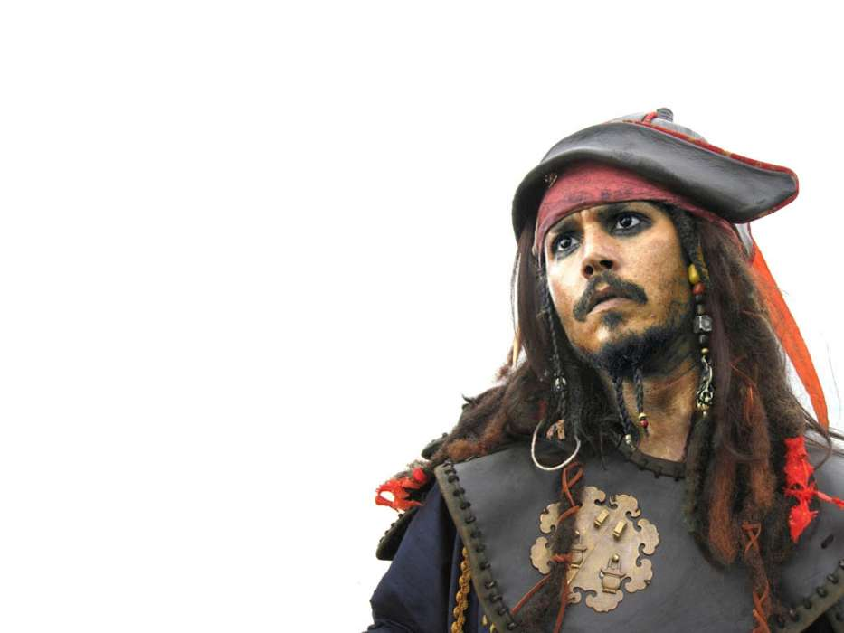 Download mobile wallpaper Cinema, People, Actors, Pirats, Men, Pirates of the Caribbean, Johnny Depp for free.