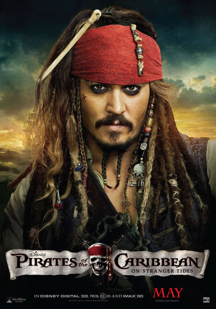 Download mobile wallpaper Cinema, People, Actors, Men, Pirates of the Caribbean, Johnny Depp for free.