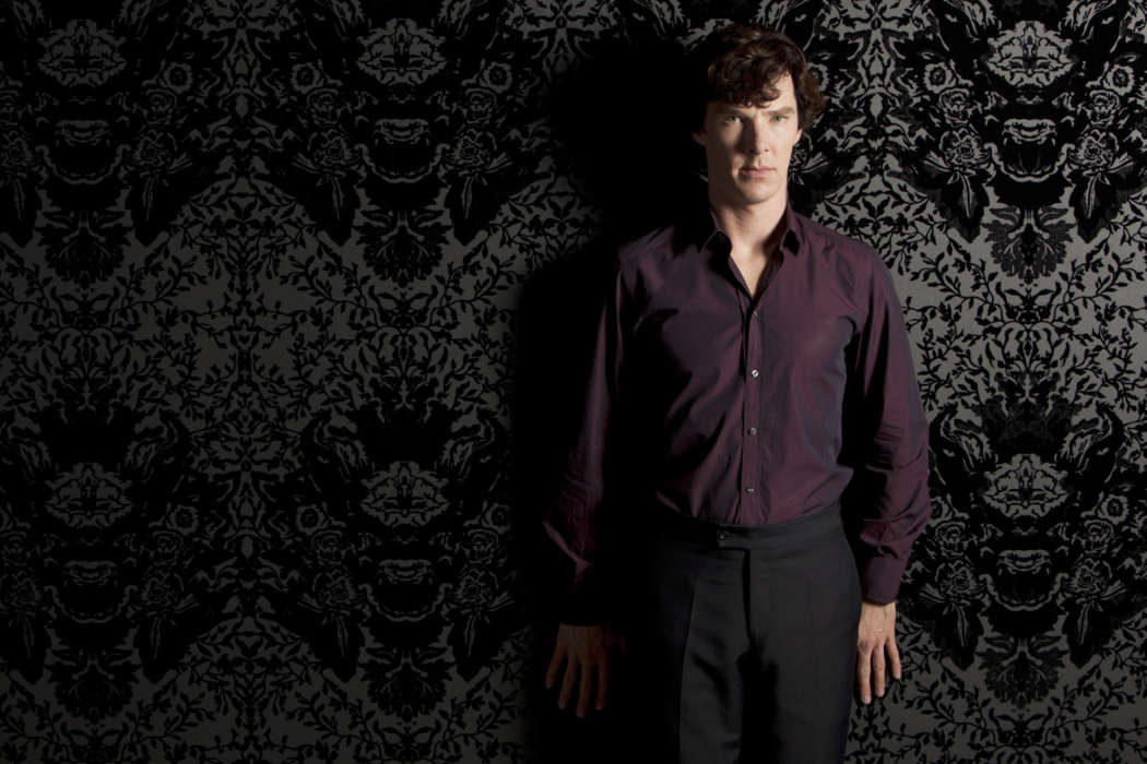 Download mobile wallpaper Cinema, People, Actors, Men, Sherlock, Benedict Cumberbatch for free.