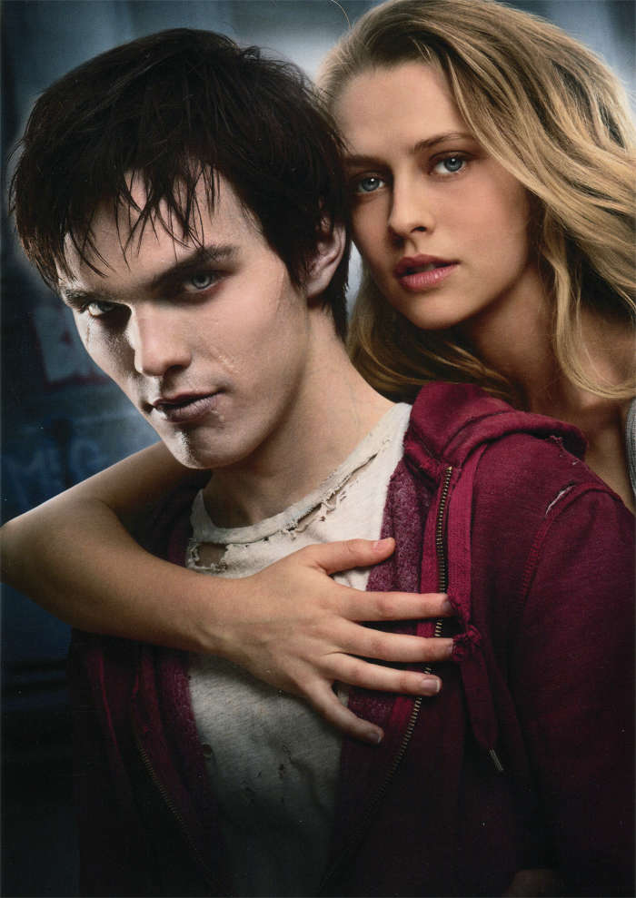 Download mobile wallpaper Cinema, People, Actors, Men, Warm Bodies for free.