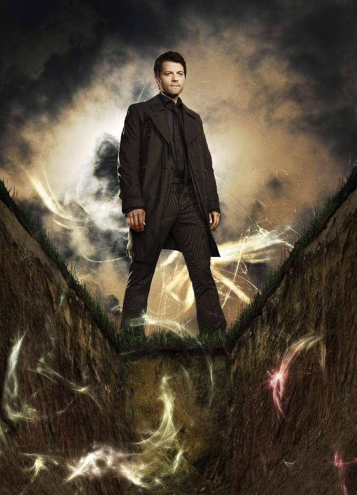 Download mobile wallpaper: people, actors, men, supernatural.