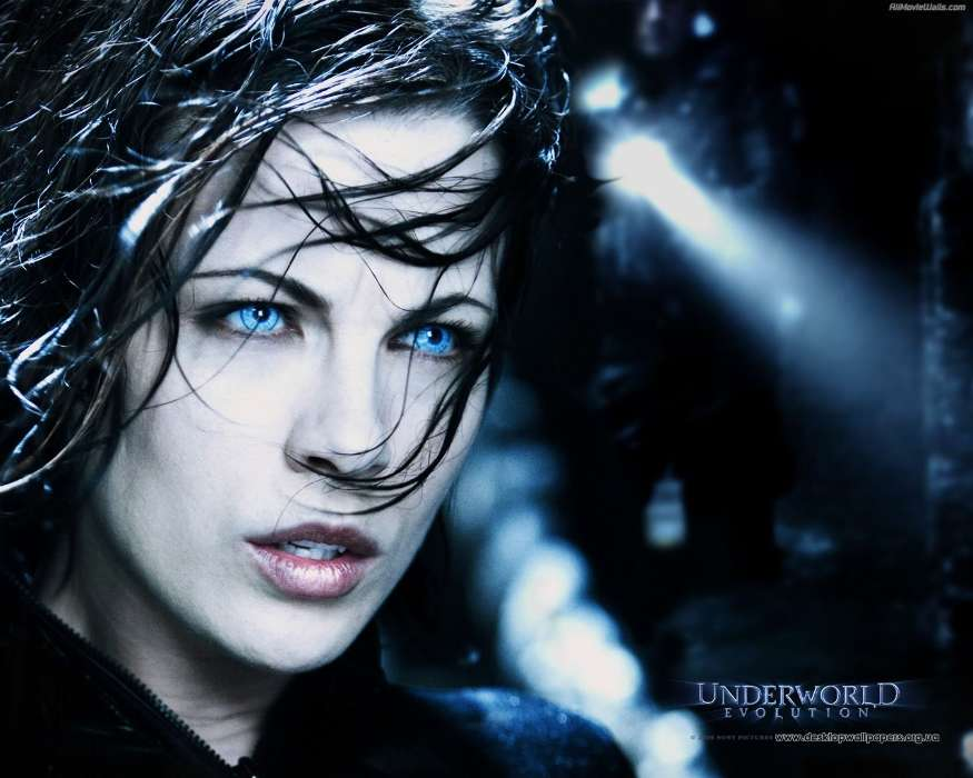 Download mobile wallpaper Cinema, People, Actors, Underworld, Kate Beckinsale for free.